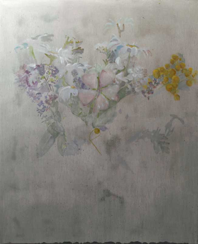 Tansy 2015, oil on canvas, 168 x 137 cm