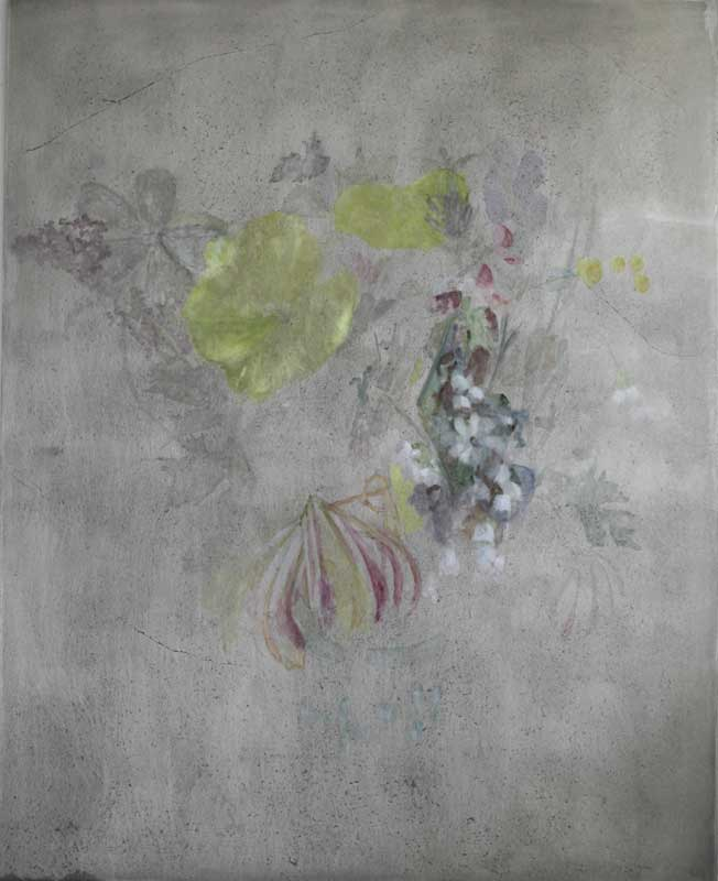 Honeysuckle, 2015, oil on canvas, 168 x 137 cm
